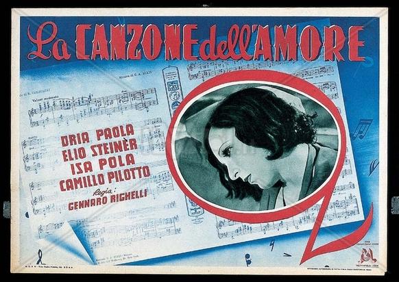 cinema e lingua 3 canzone dell'amore