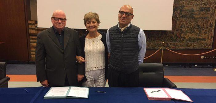 Siglato il Memorandum di intesa CRI – Global Broadcasting Times: primo passo per progetti comuni di valorizzazione della lingua e cultura italiana in Cina