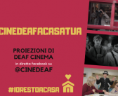 #Cinedeafacasatua – Cinema Sordo accessibile a domicilio: l'iniziativa di solidarietà del Festival Internazionale del Cinema Sordo