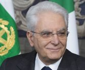 Il Presidente Mattarella a l'Italia con Voi