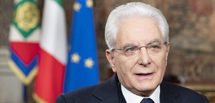 Il Presidente Mattarella a l'Italia con Voi: il testo del messaggio per gli italiani all'estero