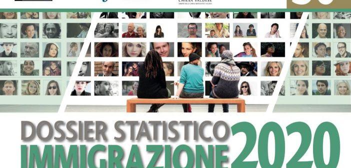 Presentato il Dossier Statistico Immigrazione 2020