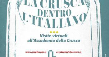 Locandina Dentro la Crusca dentro l'italiano