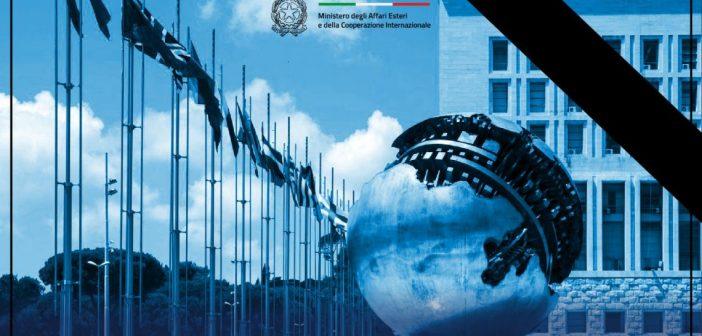 La CRI si unisce al cordoglio per la scomparsa dell'Ambasciatore Attanasio e il Carabiniere Iacovacci