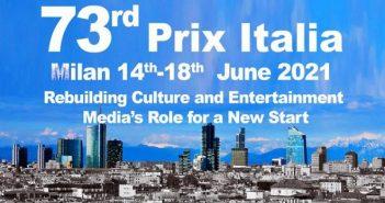 Prix Italia 2021: ripartire dalla cultura e dall'intrattenimento