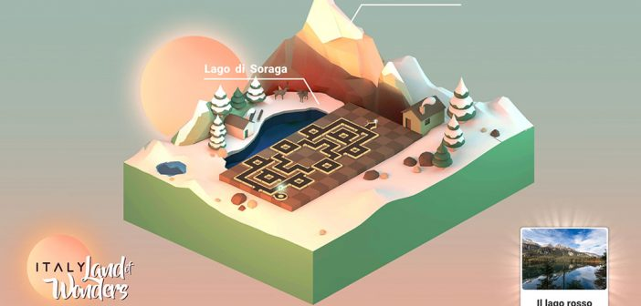 "La Farnesina lancia il videogioco ""Italy. Land of Wonders"""