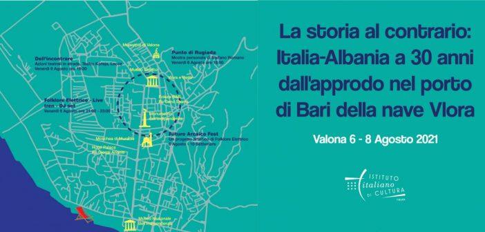 Valona: teatro in strada per i 30 anni della nave Vlora a Bari